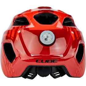 Cube ANT Casco Niños, rojo